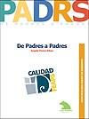 Portada del Cuaderno de Buenas Prácticas: De padres a padres