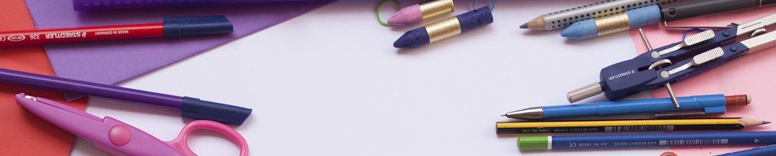 lápices y rotuladores