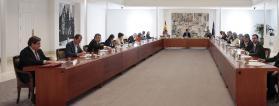 Foto del consejo de ministros