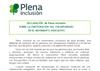 Portada de la Declaración de Plena inclusión sobre la participación del Voluntariado en el movimiento asociativo
