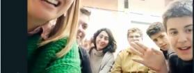 Alumnos del Instituto Cap Norfeu