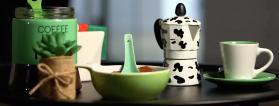 cafetera y taza de café