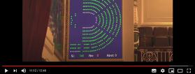 votación unánime