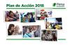 Portada del Plan de Acción de Plena inclusión 2018