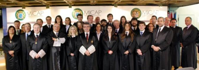 Foto del colegio de abogados de Pamplona