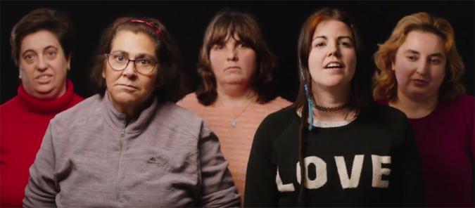Fotograma del spot de la campaña