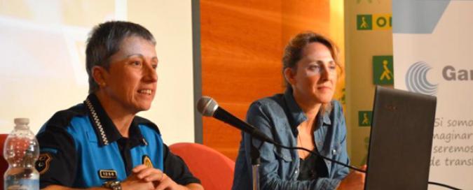 imagen de Isabel Tapia, una de la premiadas