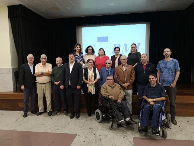 Comité Ejecutivo del CERMI Canarias