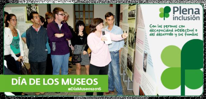 Banner del día de los museos