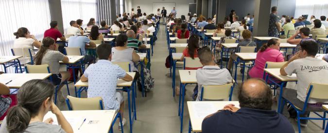 Examen de oposiciones para personas con discapacidad intelectual