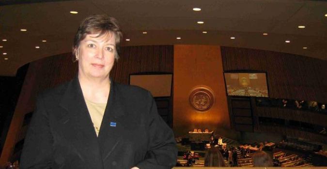 Sue Swenson,nueva presidenta de Inclusion International