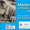 Cartel del master de INICO