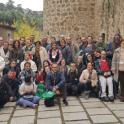 Foto de familia del encuentro Construimos Mundo en Toledo
