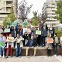 Acto en Madrid de #MiVotoCuenta