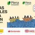 Cartel del encuentro de PPAA de Zaragoza