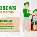 Cartel de la campaña de familias