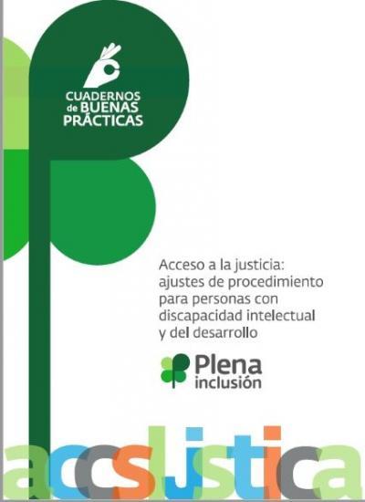 Portada de Ajustes de procedimiento en Acceso a la justicia