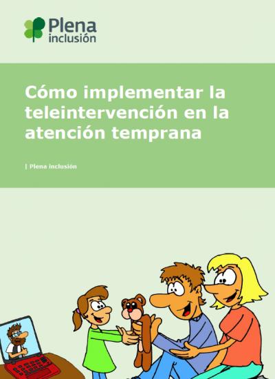 Cómo implementar la teleintervención  en la atención temprana