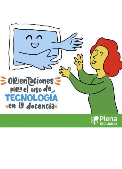 Portada de la guía sobre tecnología en el aula
